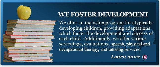 We Foster Development